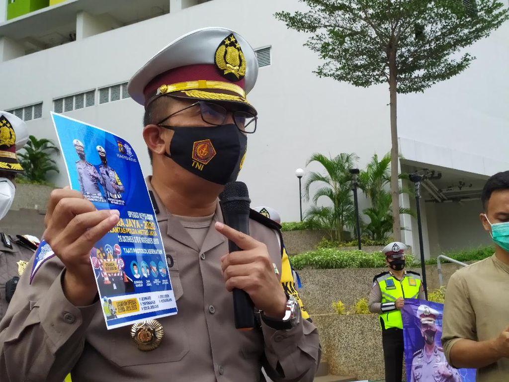 Operasi Zebra di Jakarta Zero Pelanggaran, Polisi: Targetnya Edukasi-Teguran