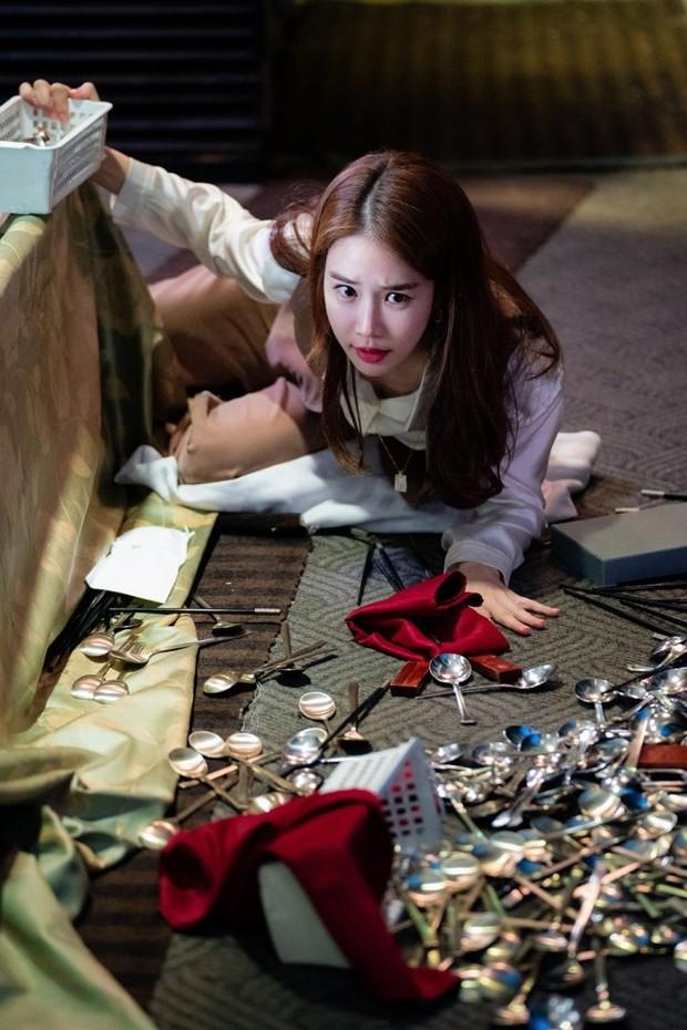 Foto di Balik Layar Yoo In Na/ Foto: Soompi