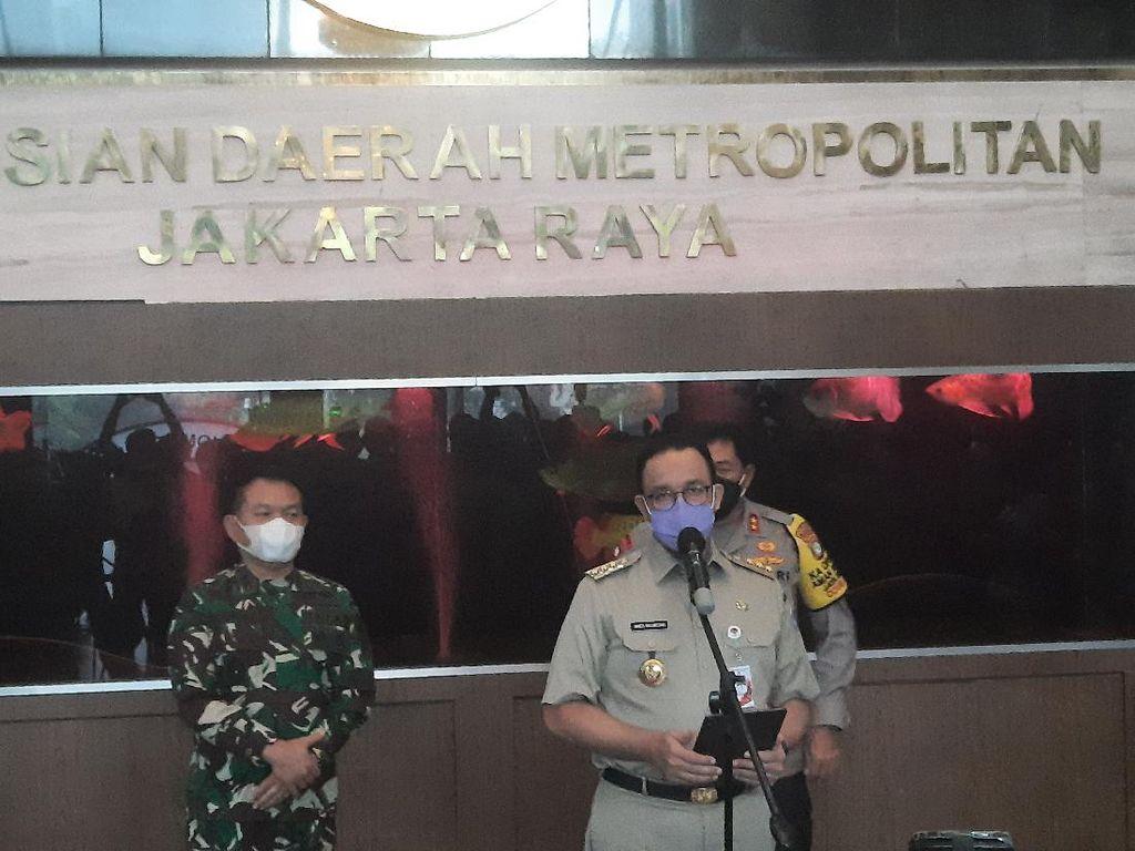 Anies Keluarkan RPP, Siswa di Jakarta Bisa Pelajari UU Cipta Kerja
