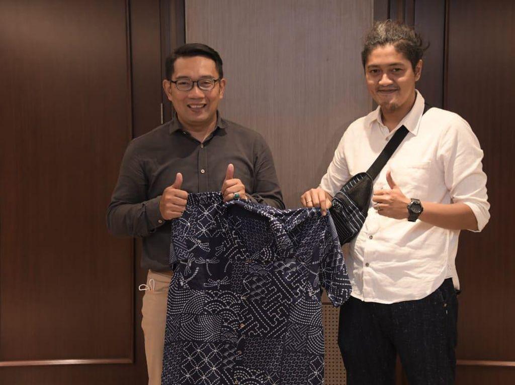 Pulihkan Ekonomi, Ridwan Kamil Siap Desain-Promosikan Produk UMKM