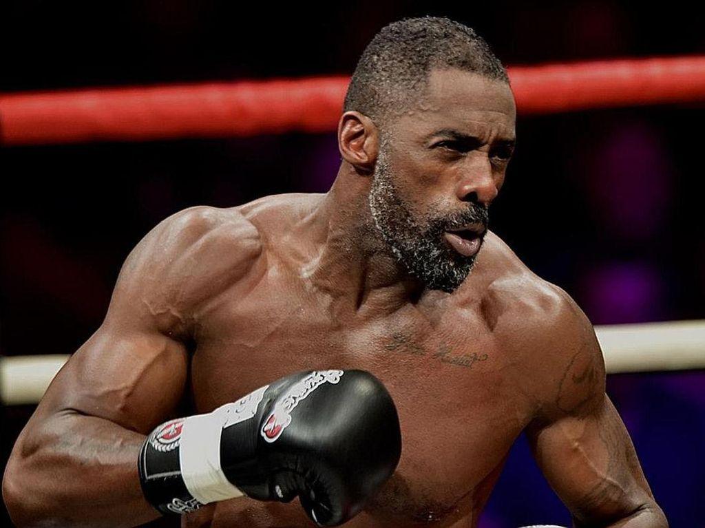 Dilarang Bertinju, Idris Elba Temukan Hal Positif