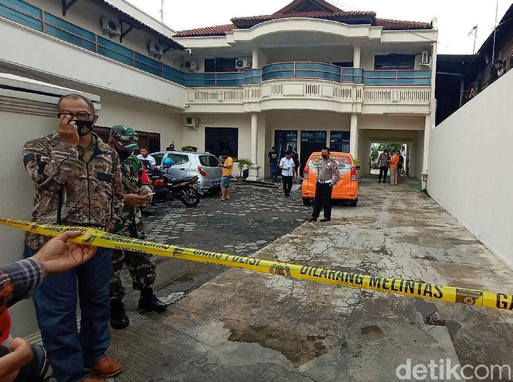 Pembunuh Wanita yang Ditemukan Tewas di Kamar Hotel Kudus Ditangkap