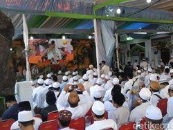 Meski Digelar Virtual, Jemaah Tetap Padati Haul KH Abdul Hamid Pasuruan