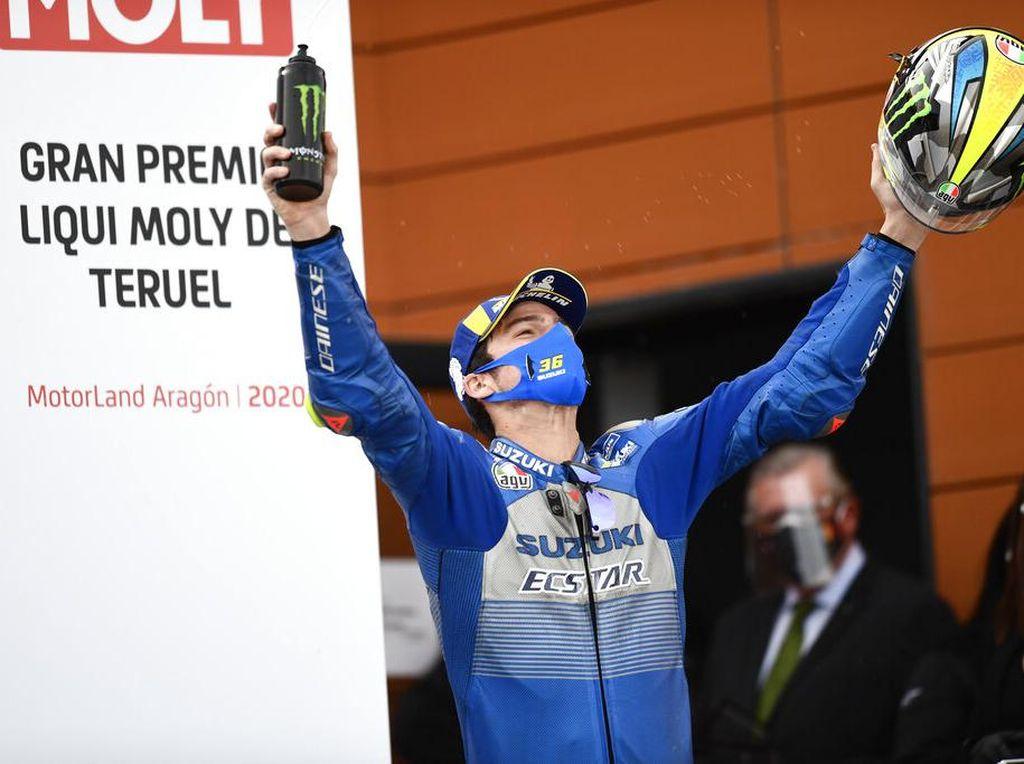Klasemen MotoGP 2020: Joan Mir Kian Nyaman Teratas