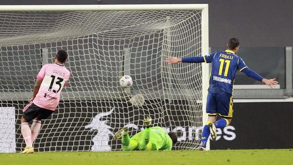 Juventus Harus Banget Kena Tampar Dulu