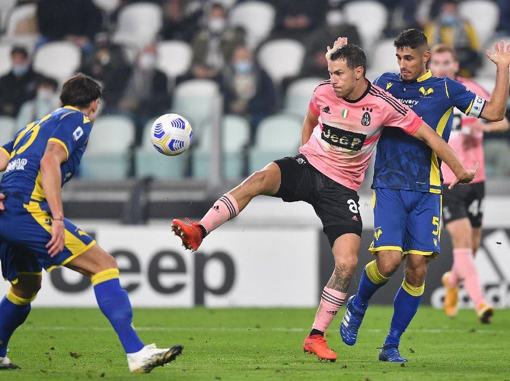 Video Gol Kulusevski Selamatkan Juventus dari Kekalahan
