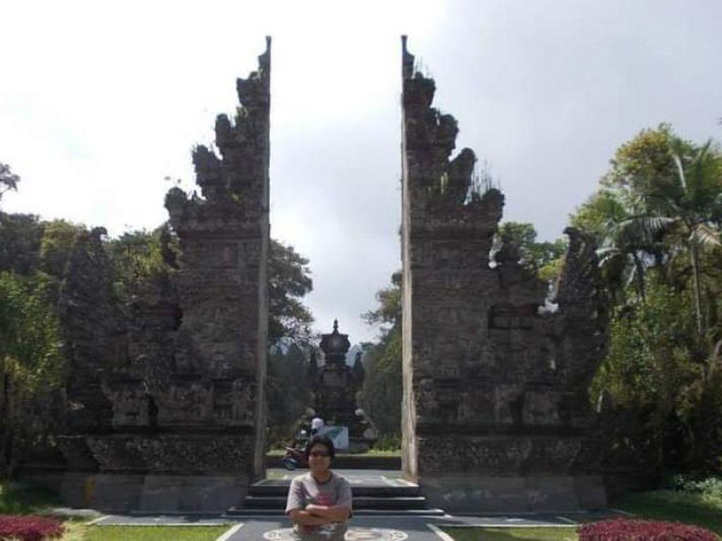 Sejuknya Udara di Kebun Raya Bali