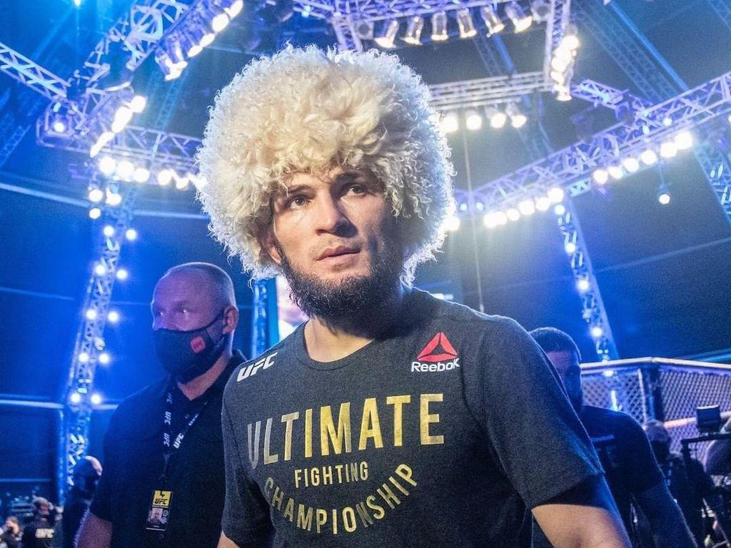 Khabib Nurmagomedov Ngomong Begini, Bos UFC Lemes