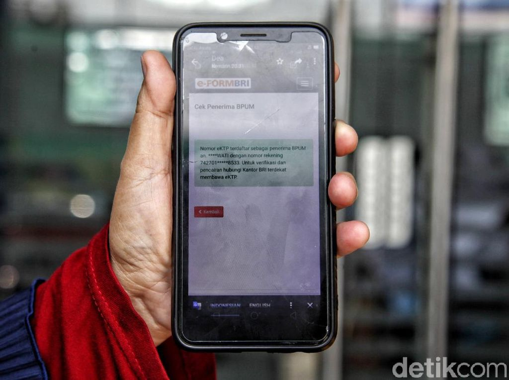 Kabar Baik! BLT UMKM Mau Diperpanjang Sampai Tahun Depan