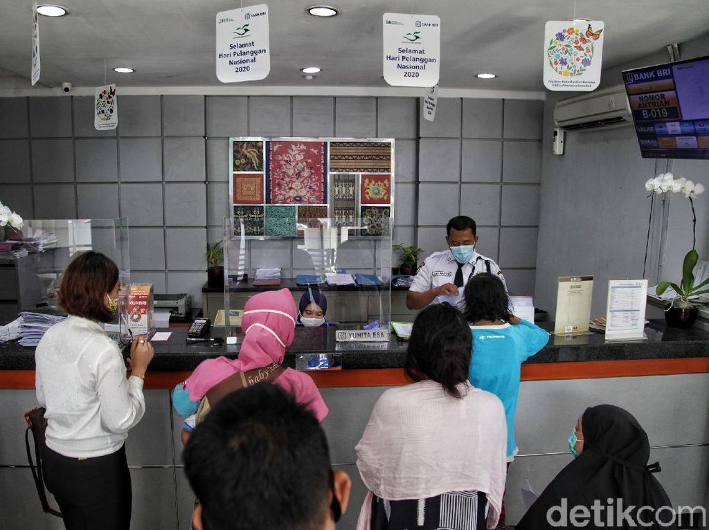 CEK eform.bri.co.id/bpum! Jokowi Kucurkan BLT UMKM Rp 1,2 Juta Mulai Hari Ini