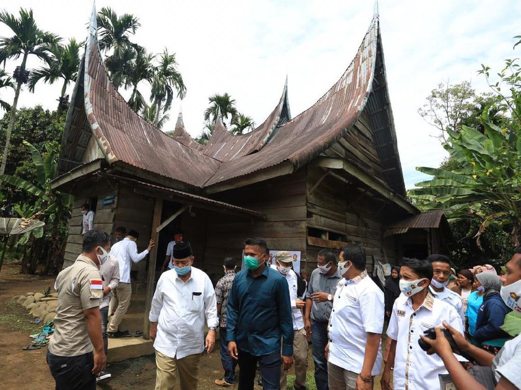 Nagari Padang Air Dingin Siapkan 8 Ribu Ha untuk Dikelola Nasrul Abit
