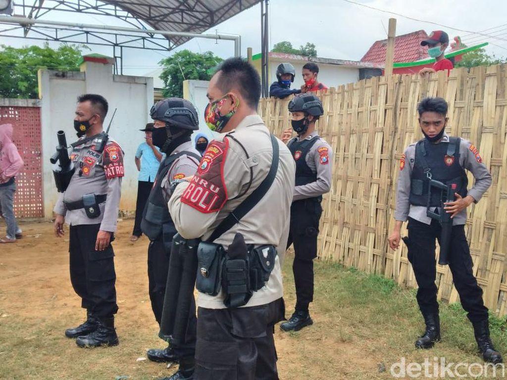 Bikin Kerumunan, Ajang Karapan Sapi di Sumenep Dibubarkan Polisi