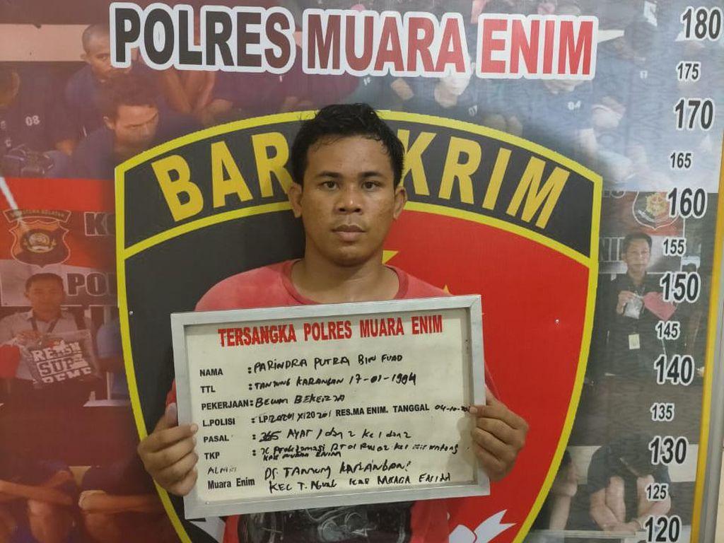Rampok Minimarket untuk Beli Sabu, Pria di Sumsel Ditangkap Polisi
