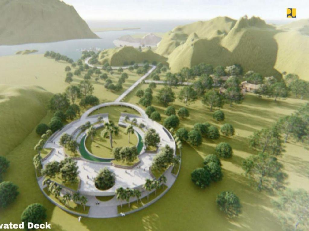 KLHK Klaim Penataan Wisata di Pulau Rinca Patuhi Kaidah Konservasi