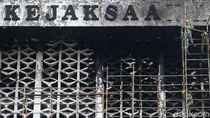 Pejabat Kejagung Tersangka Kebakaran Kembali Dipanggil Polisi 2 November