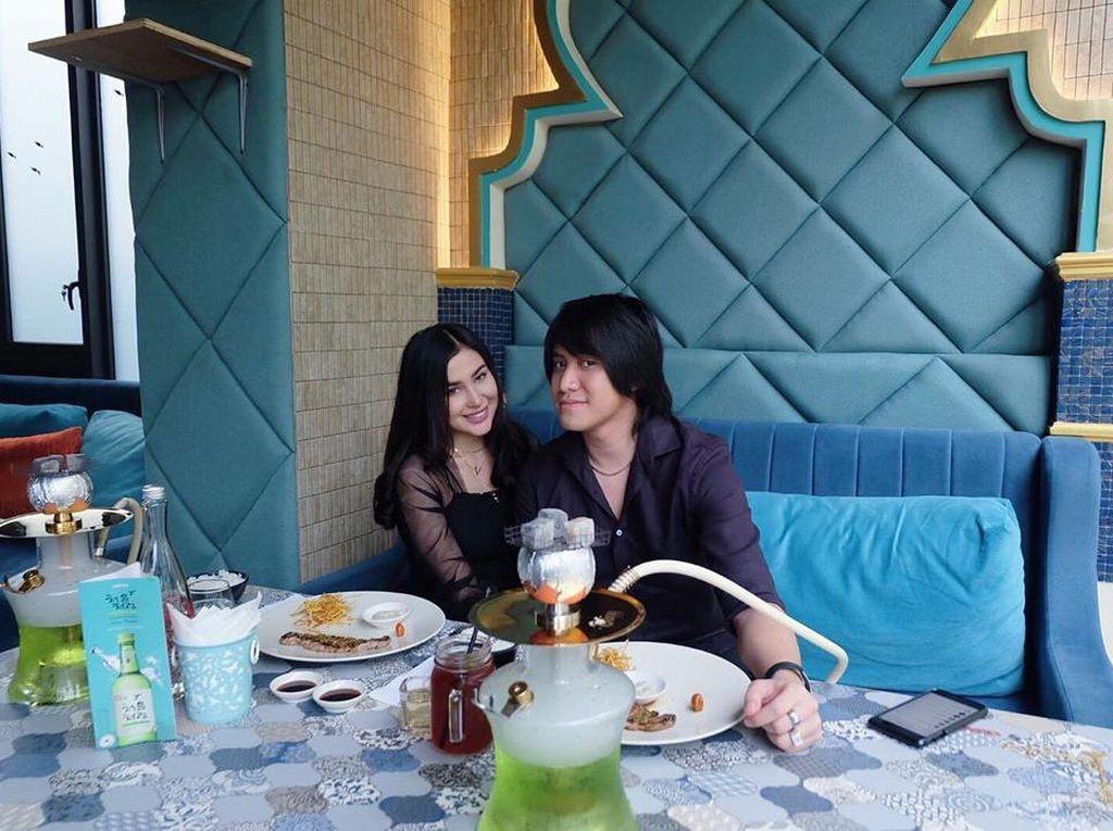 Kevin Aprilio dan Vicy Melanie Tunda Bulan Madu ke Luar Negeri