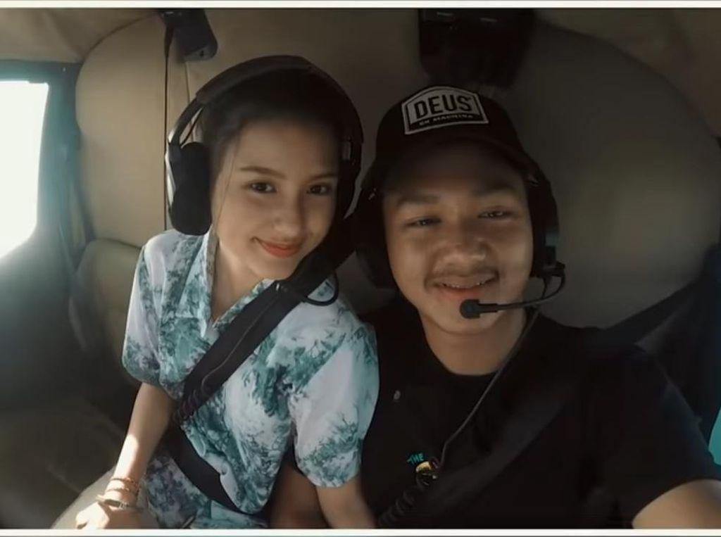 Profil Sarah Menzel, Anak Juragan Resort Pacar Azriel Hermansyah