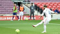 Real Madrid Menang Terus kalau Sergio Ramos Cetak Gol Penalti