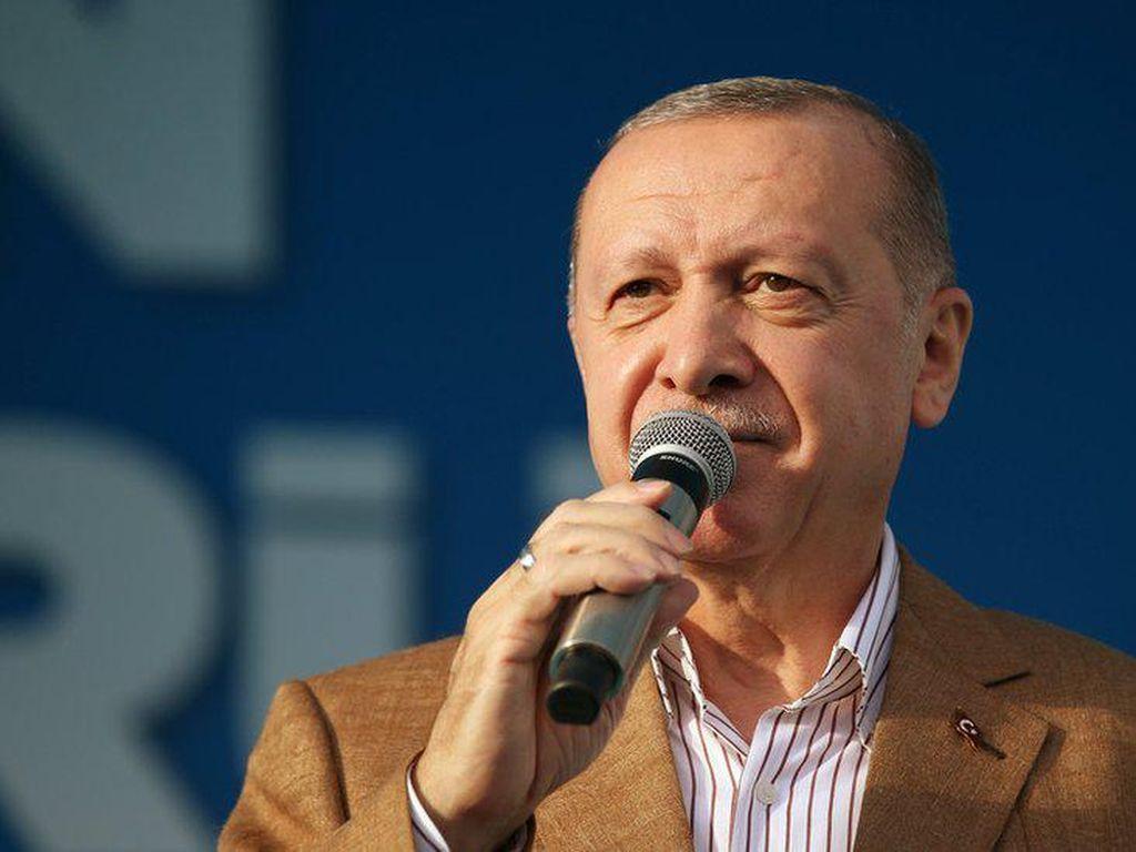 Didemo soal Rektor, Erdogan Bikin 2 Fakultas Baru Universitas Bogazici