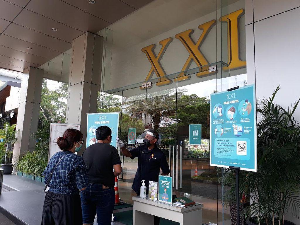 Cinema XXI Dibuka Hari Ini, Berikut Deretan Film yang Tayang
