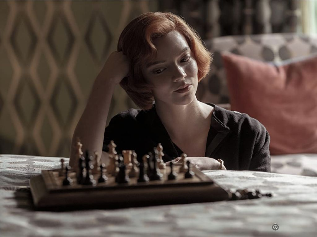 The Queens Gambit Awalnya Bakal Dibuat Film