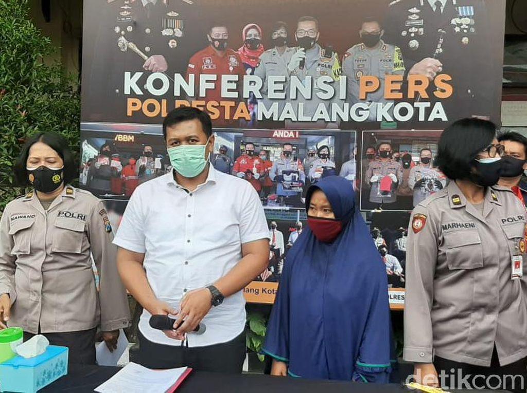 Ini Alasan Wanita Muda yang Viral Pukuli Nenek di Kota Malang