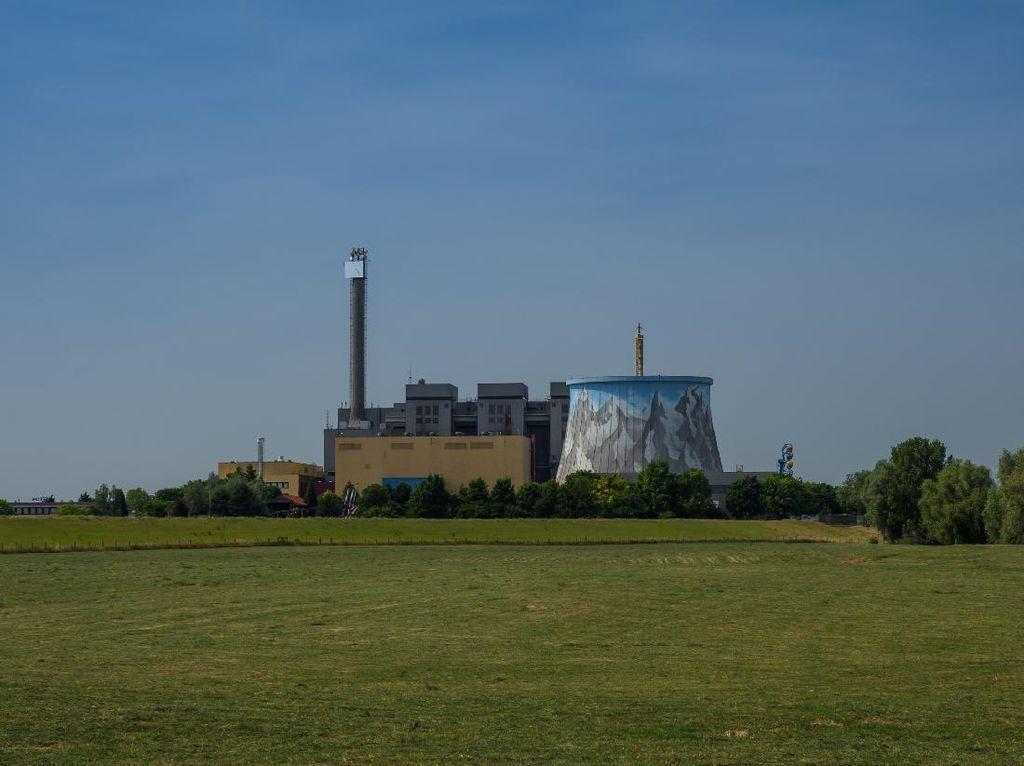 Taman Rekreasi Anti-Mainstream di Jerman, dari Bekas Reaktor Nuklir