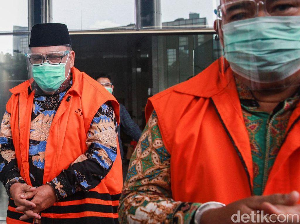 3 Tersangka Eks DPRD Jambi Siap Disidangkan