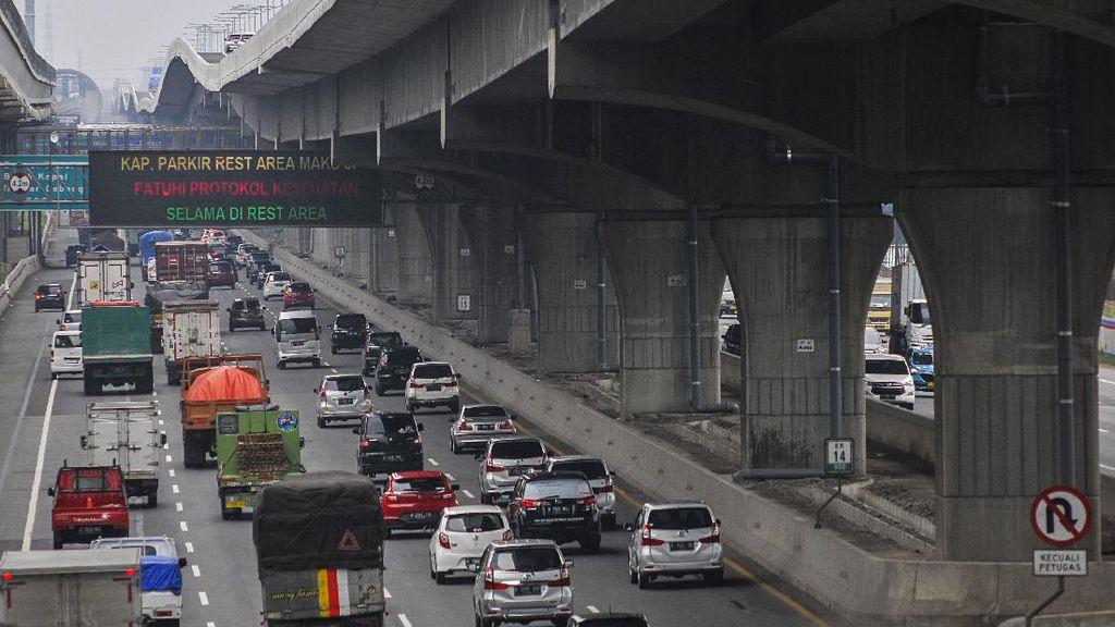 Antisipasi Lonjakan Arus Lalu Lintas di Jalan Tol Jelang Libur Panjang