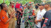 12 Rumah Rusak Diterjang Longsor di Caringin Sukabumi