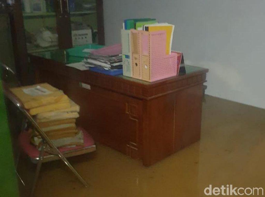Banjir Terjang Desa-desa di Kecamatan Munjungan Trenggalek