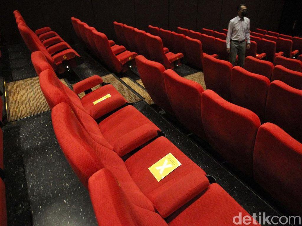 Bioskop Masih Sepi, Pengusaha: Buat Bayar Listrik Saja Nggak Cukup