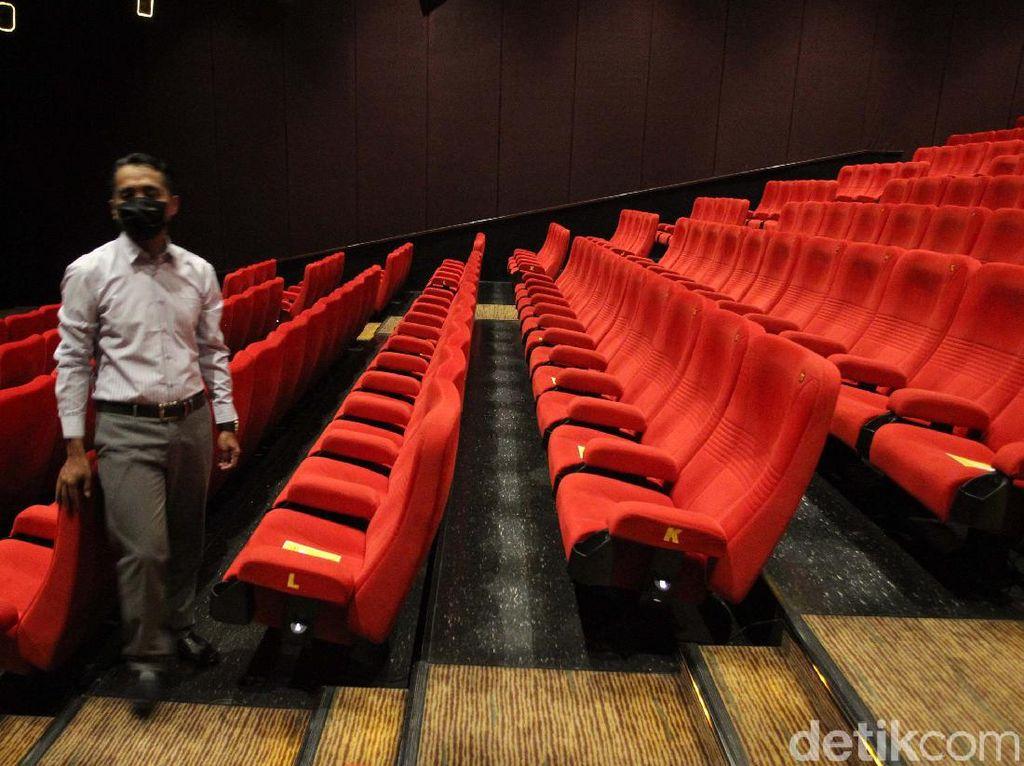 Bioskop Tutup Imbas PPKM Darurat, Nasib Karyawannya Miris Banget!