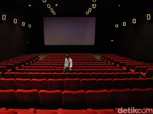 Bioskop di Kota Bekasi Dibuka Mulai Besok