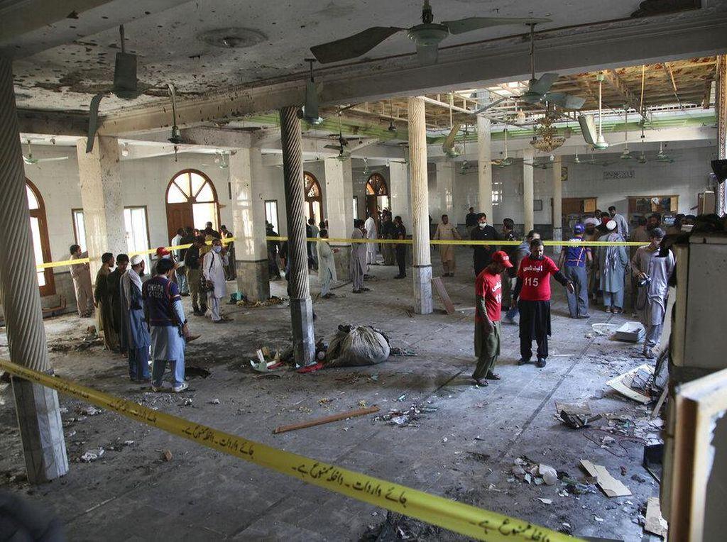 Bom Meledak di Madrasah Pakistan, 7 Orang Tewas