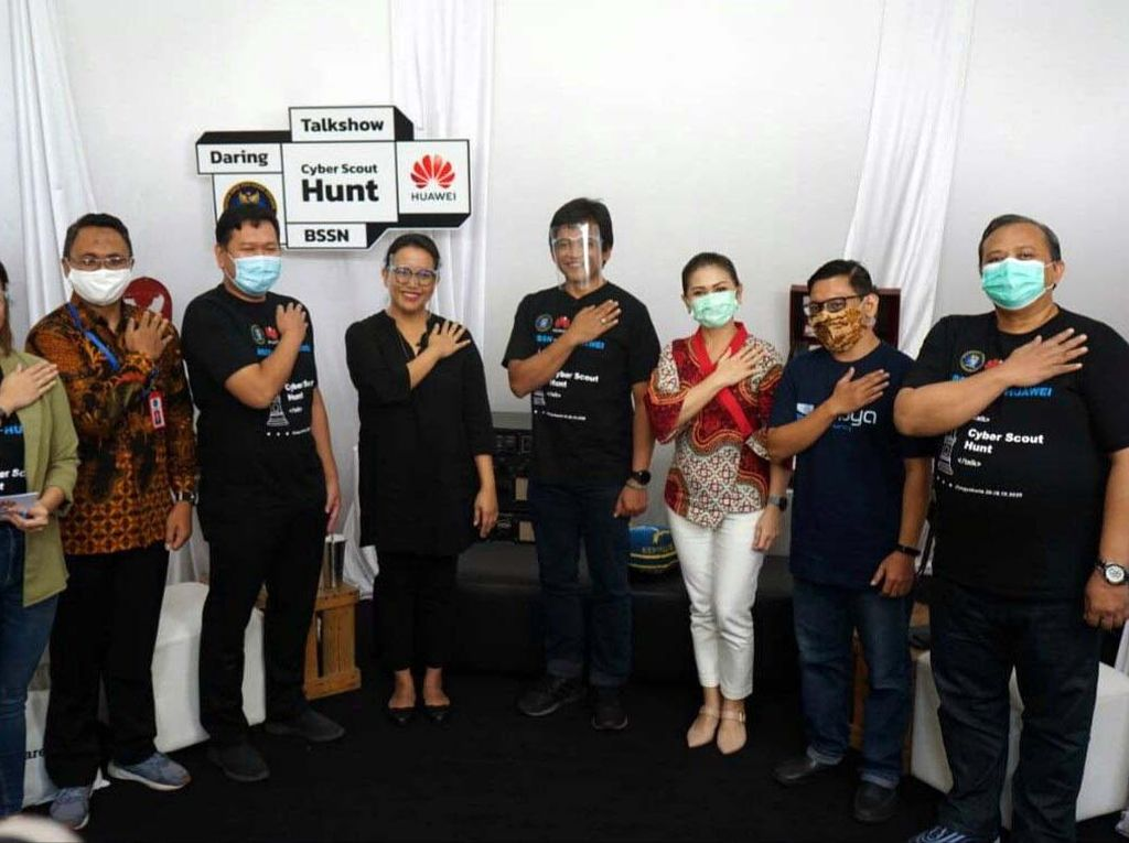 BSSN Gelar Workshop Keamanan Siber di Yogyakarta
