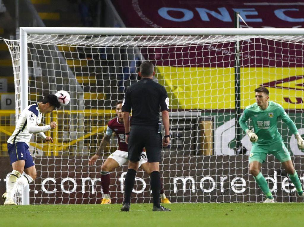 Burnley Vs Tottenham: Son Heung-min Menangkan Spurs