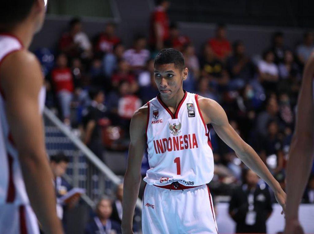Pebasket Timnas Muda Ini Dapat Beasiswa NBA Academy