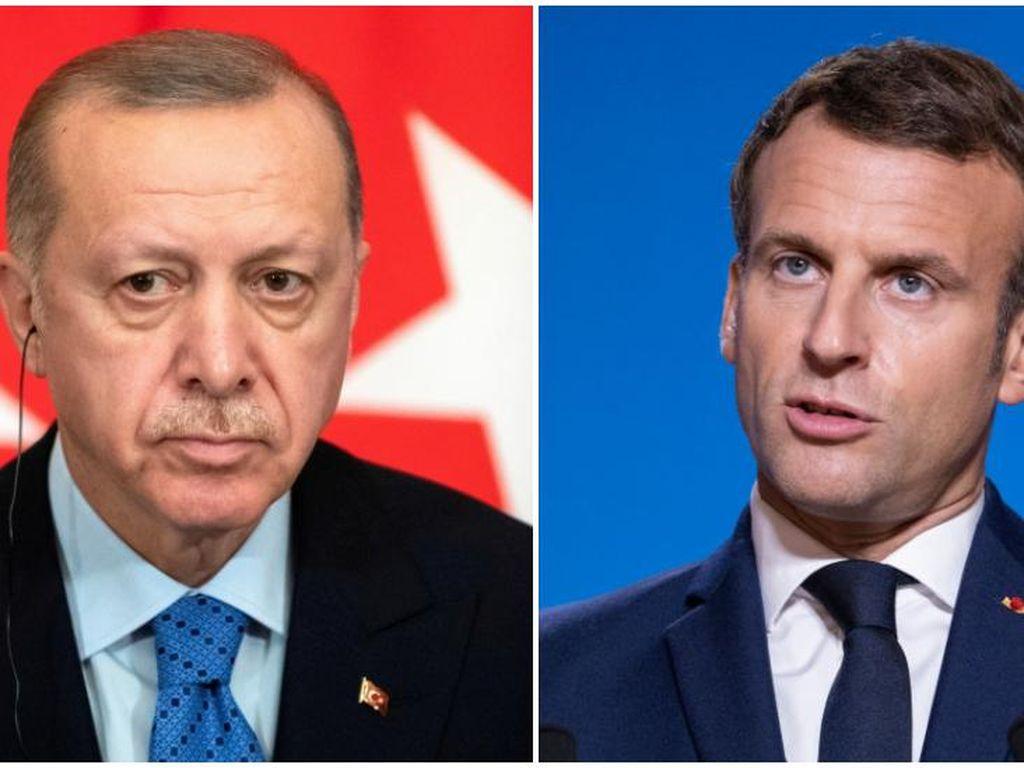 Tawarkan Bantuan ke Turki, Prancis Dinilai Ambil Hikmah dari Momentum Gempa