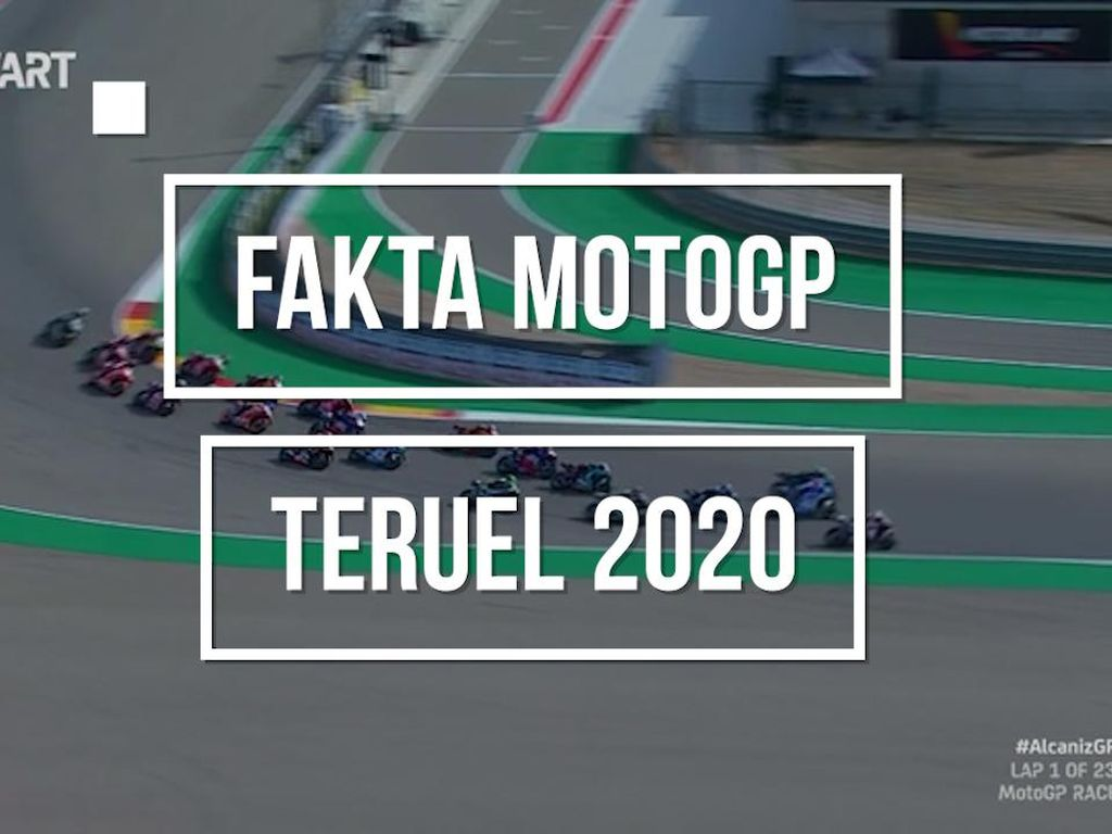 Fakta Menarik MotoGP Teruel: Petaka Nakagami, Kemenangan Kedua Morbidelli