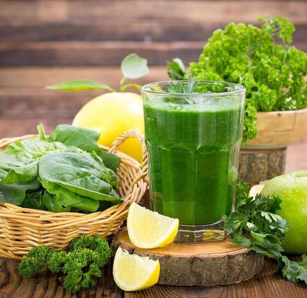 Green Juice/ sumber: instagram.com/ wholehealth.clinic