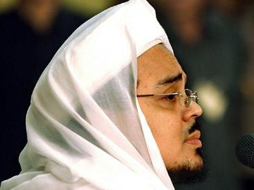 Habib Rizieq Belum Dipastikan Hadiri Panggilan Polisi soal Kerumunan Besok