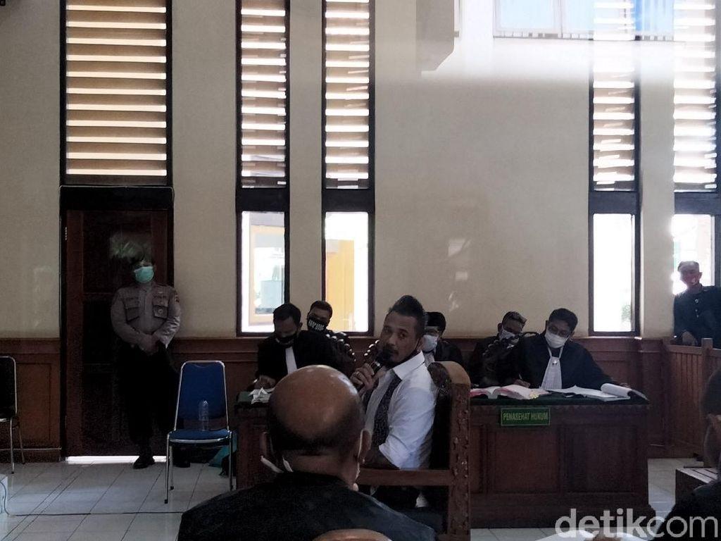 JPU Minta Hakim Kabulkan Tuntutan, Tolak Pleidoi Jerinx