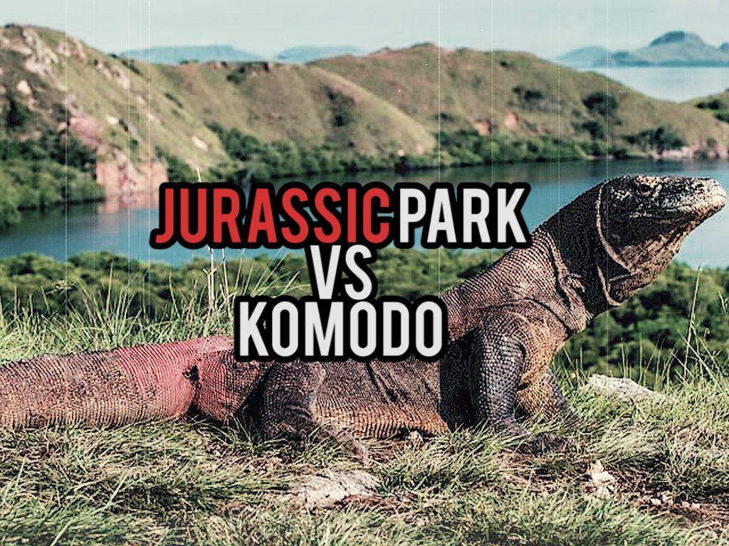 Politik Ekologi Wisata Premium Pulau Komodo