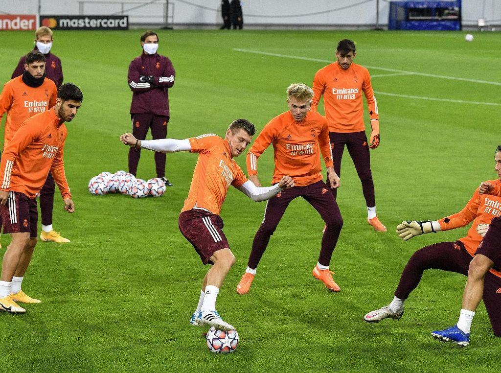 Madrid Belum Stabil, Ini Kata Toni Kroos