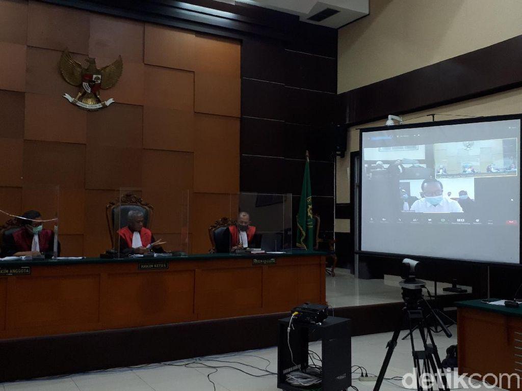 Sidang Kasus Surat Jalan Palsu, Hakim Tolak Eksepsi Brigjen Prasetijo