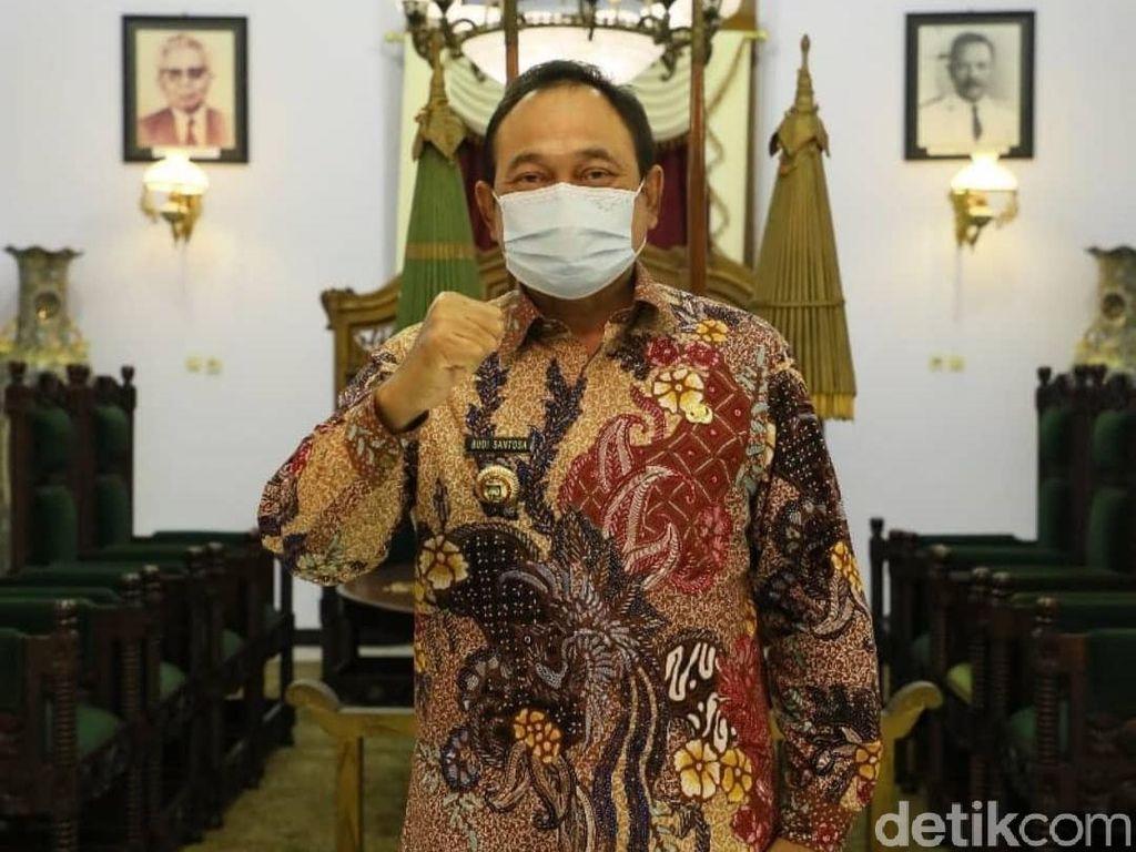 Pemkab Blitar Gandeng Influencer Sosialisasi Perilaku Saat Pandemi COVID-19