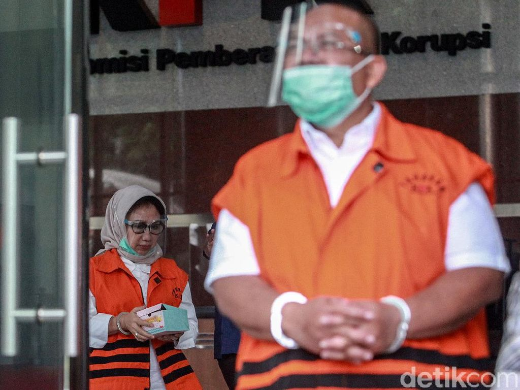 Penyidikan Rampung, Pasutri Tersangka Korupsi Ini Segera Disidang