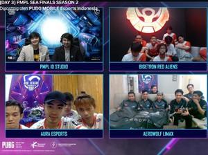 Bigetron Red Aliens Jadi Tim PUBG Mobile Terbaik Se-Asia Tenggara