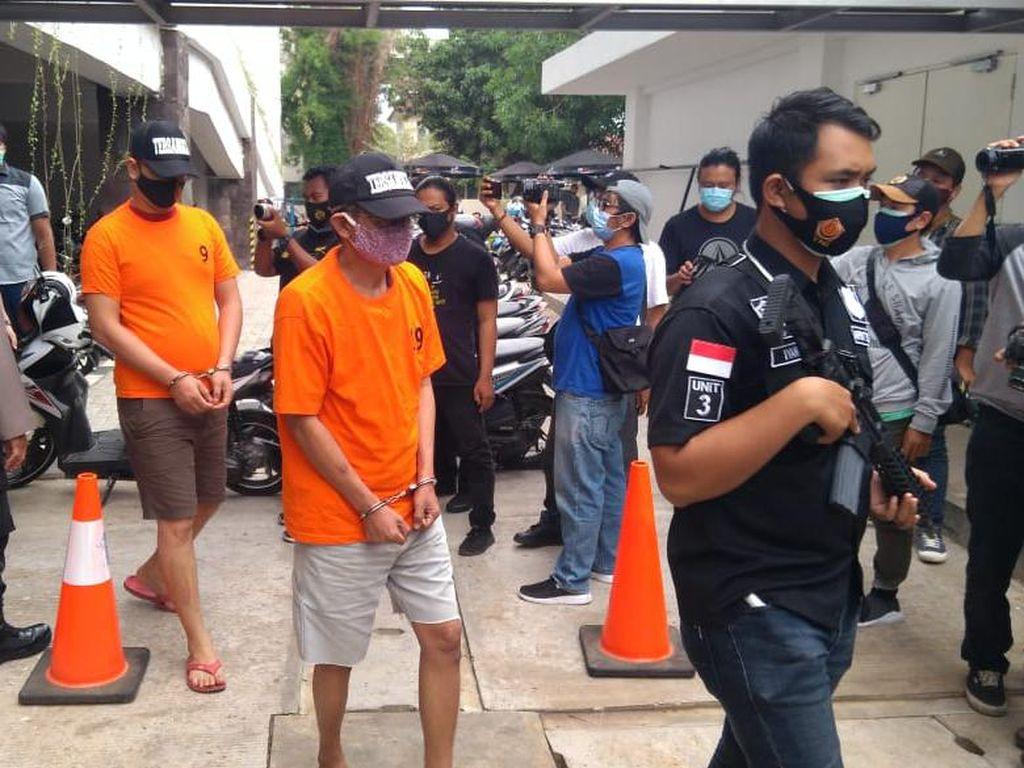Polres Bandara Soetta Selidiki Motif Eks Polisi Penyelundup 50 Butir Peluru
